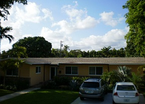 Dimensional Shingle Roof in Miami Springs