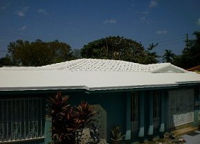 Insulated Flat Roof in Miami