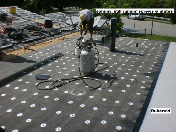 Low Slope Roofing In Miami