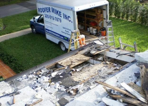 Tile Roof Repair in Miami Springs, FL